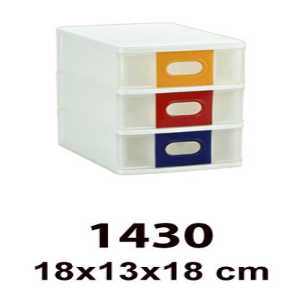 جعبه همه کاره 3 طبقه کد(1430)