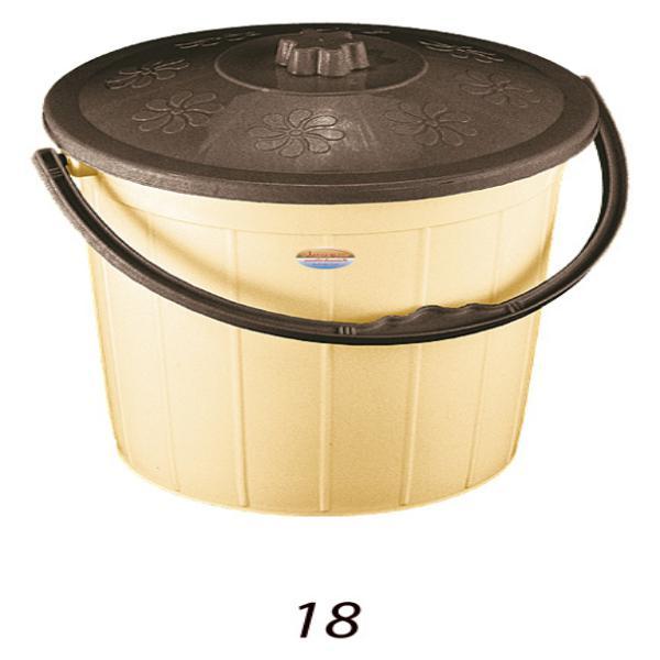 سطل 18 درب دار