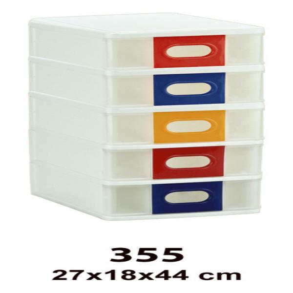 جعبه همه کاره 5طبقه کد(355)