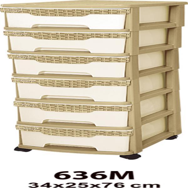 فایل 6 طبقه ساده M