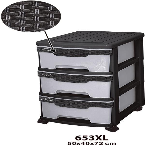 فایل 3 طبقه XL